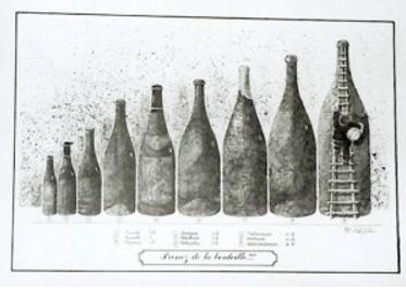 Mathusalem, Nabucodonosor … cosa c'è dietro il nome di queste bottiglie speciali?
