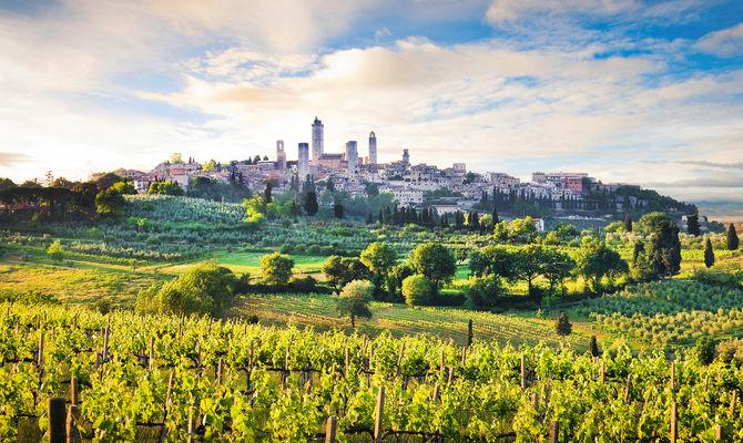 L'altra Toscana …