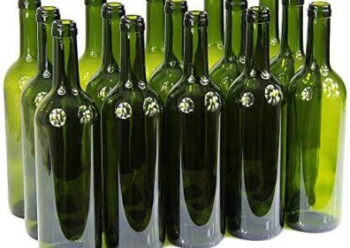 Lo sai perche le bottiglie di vino sono sempre da 75 cl. ?